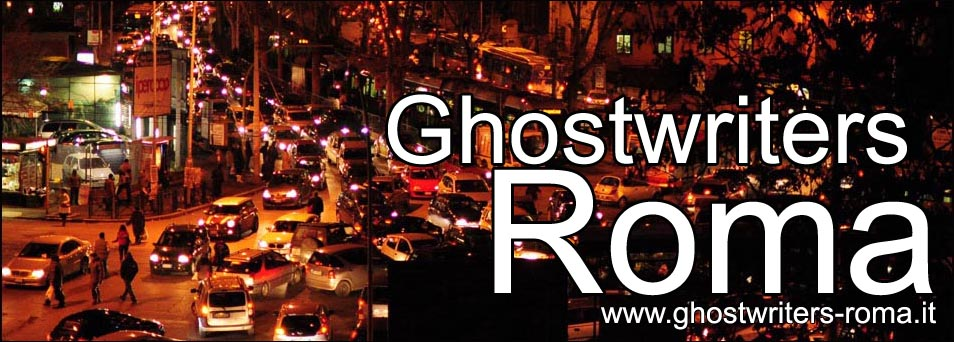 banner di Ghostwriters Roma